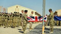 UK ends 13-year war in Afghanistan