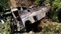 School bus topple near Jakkur, nine studentsinjured