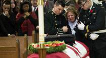 Thousands mourn Canada soldier killed in Ottawa attack