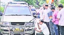 Overcharged at mini-secretariat parking, resident writes topolice