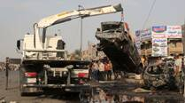 Militant attacks in Iraq's Baghdad kill at least 38 people