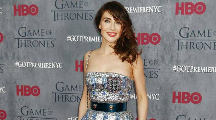 Carice van Houten will star in the film alongside Jeremy Irons and Jason Sudeikis. (Source: Reuters)