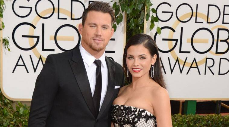 Channing Tatum and Jenna Dewan are together since meeting on the set of 'Step Up' in 2006. (Source: AP)