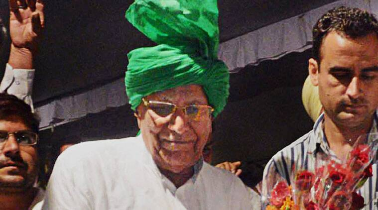 In jail, 82-year-old Om Prakash Chautala clears Class XII examination