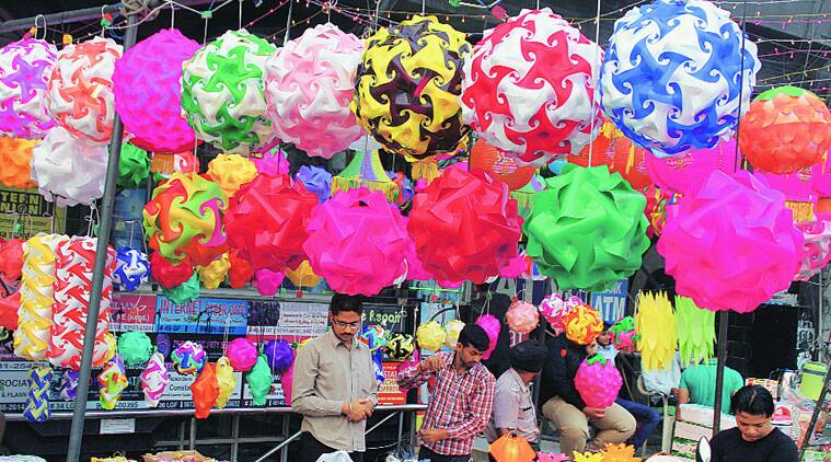 Chinese gift items record brisk sale | Cities News, The Indian Express