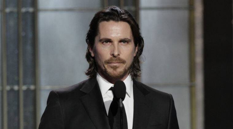 Christian Bale is in talks to portray Steve Jobs in a biopic. (Source: AP)