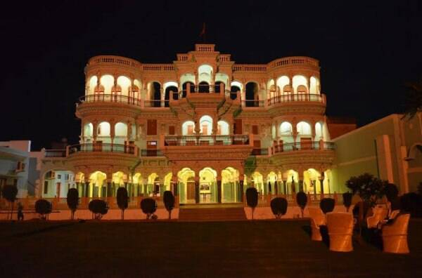 The heritage guest house Malji ka Kamra is for now the only heritage hotel in Churu. (Source: Nanditta Chibber)