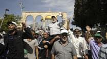 Palestinians, Israeli police clash at Jerusalemflashpoint