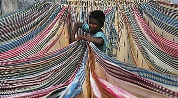 The pick-up in performance, visible in the export of Indian apparel and textiles, is also matched by a revival of sorts visible in domestic sales.