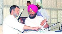 Congress faction says Bajwa 'hijacked' meet with Rahul