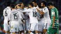 Madrid hand 4-1 thrashing to Cornella