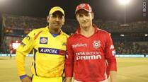 Live Cricket Score, CLT20 2014, CSK vs KXIP: Punjab elect to bowl first in Hyderabad