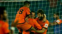 Delhi Dynamos show class, notch up first ISL win