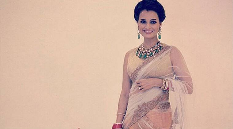 Bollywood actress Dia Mirza, who tied the knot with her  longtime partner Sahil Sangha last month, says the couple are so busy with their work  commitments that they are yet to plan their honeymoon.