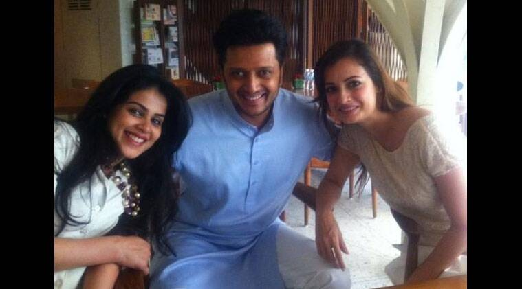 Dia  Mirza is set to tie the knot with her fiance Sahil Sangha on October 18. (Source: Twitter)