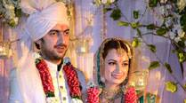 Dia Mirza gets married to beau and business partner Sahil Sangha