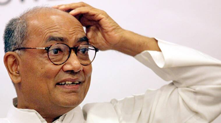 Digvijay Singh was speaking to reporters on the sidelines of an Asian Arab Chamber of Commerce event here which he inaugurated. (Source: PTI)