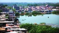 Tughlaqabad's poison lake