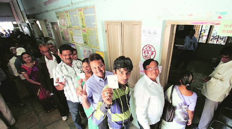 There are a total of 7,475 polling booths across the 21 constituencies in the district.