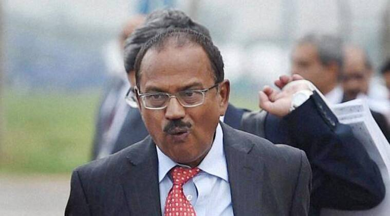 National Security Advisor Ajit Doval said India will keep credible and effective deterrence to deal with terrorism. (Source: PTI)