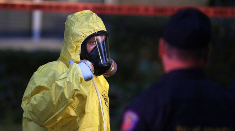 A batch of experimental Ebola vaccine was on Tuesday set to arrive in Switzerland from Canada.