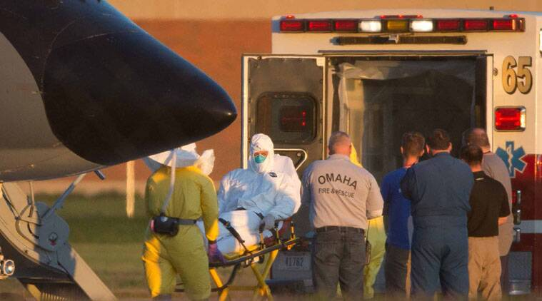An Omaha hospital says an American video journalist is free of Ebola and will be released soon.