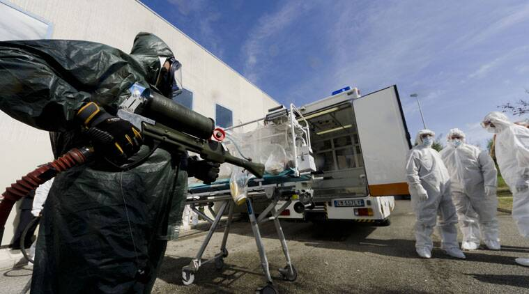 Ebola vaccine trials are set to start in Switzerland this week after receiving the green light from authorities.