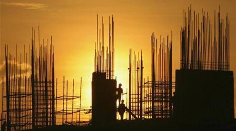 India's economic growth probably slowed to around 5 percent in the three months to September. (Reuters)