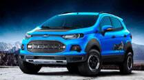Ford showcases 3 EcoSport concepts