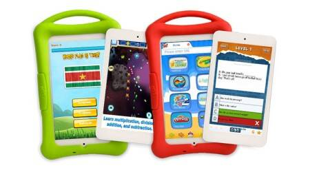 New Eddy tablet review: Ideal learning tool for kids