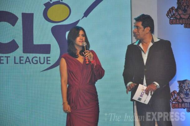 'Box Cricket League' opens with a bang with TV stars