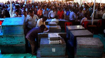 Stage set for Assembly polls in Maharashtra