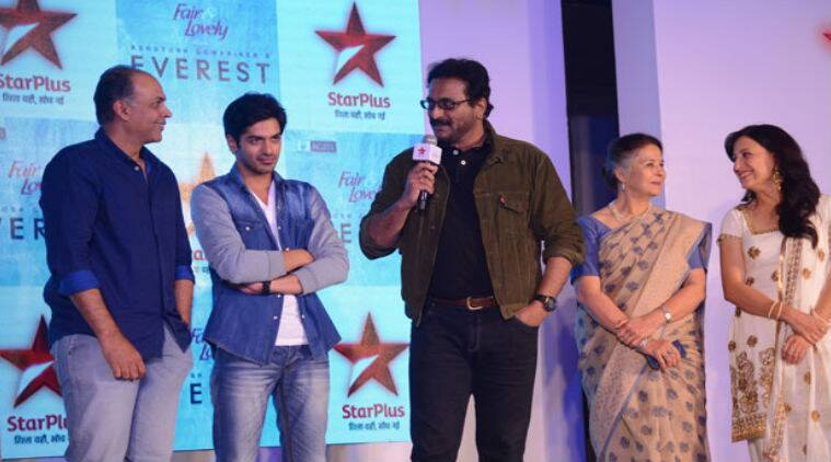 'Everest' will air on Star Plus from November 3.