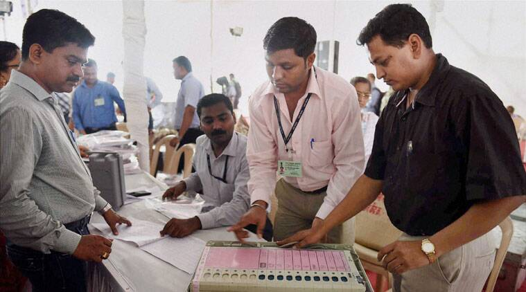 NOTA buttons,  Electronic Voting Machines, EVMs, WB civic polls, EVMs NOTA button, West bengal elections, west bengal news, kolkata news