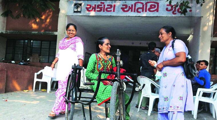 gujarat disability institute, gujarat institute for disabled, gujarat news, gujarat disabled, gujarat diabled college, ahmedabad news, india news, latest news