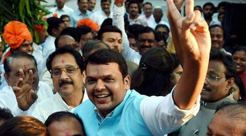 Fadnavis to take oath under 'Shivaji's watch' today