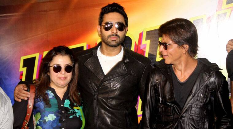 """""""I wrote the script of 'Happy New Year' with Dubai in mind,"""" says Farah Khan."""