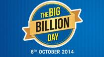 On 'Big Billion Day', Flipkart promises greatest sale ever