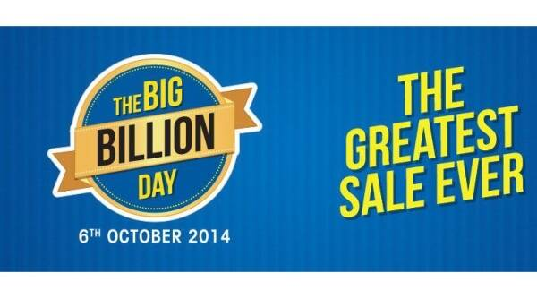 Flipkart's Big Billion Day sale draws flak on social media