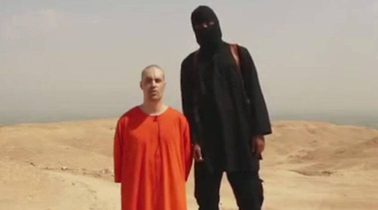 A video showing James Foley's killing at the hands of Islamic State extremists was posted on the Internet in August.