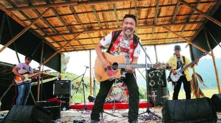 Hooked on a feeling: The king of Naga folk blues talks about folk music in today'scontext