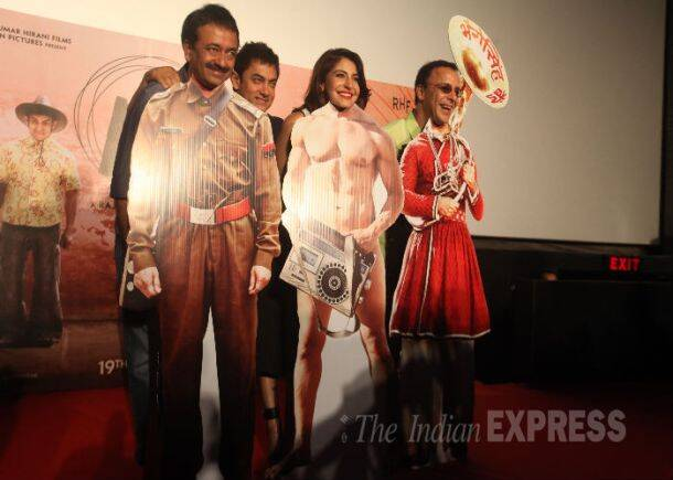 Aamir Khan, Anushka Sharma launch 'PK' teaser on Diwali