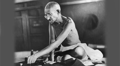 There is a proposal to build a statue of Mahatma Gandhi in the Square.