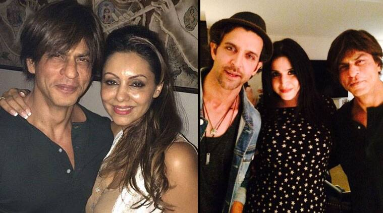 Gauri Khan celebrated her 44th birthday with husband and close friends.