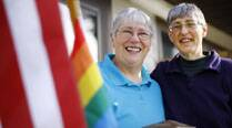 US to recognise gay marriage in another six states
