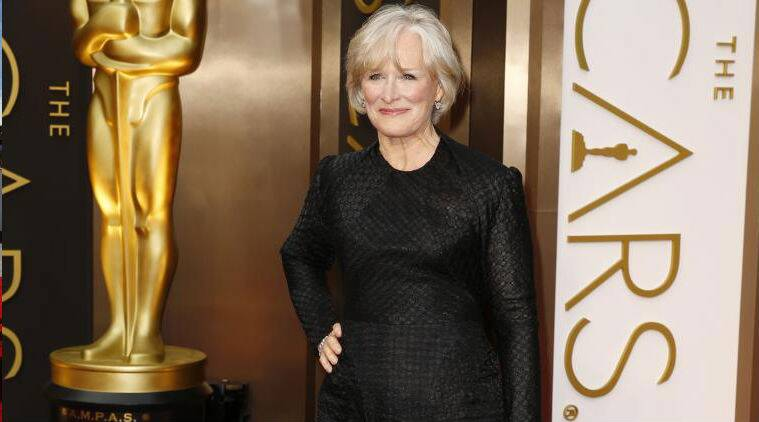 Glenn Close says she spent part of her childhood in a religious cult known as the Moral Re-Armament. (Source: Reuters)