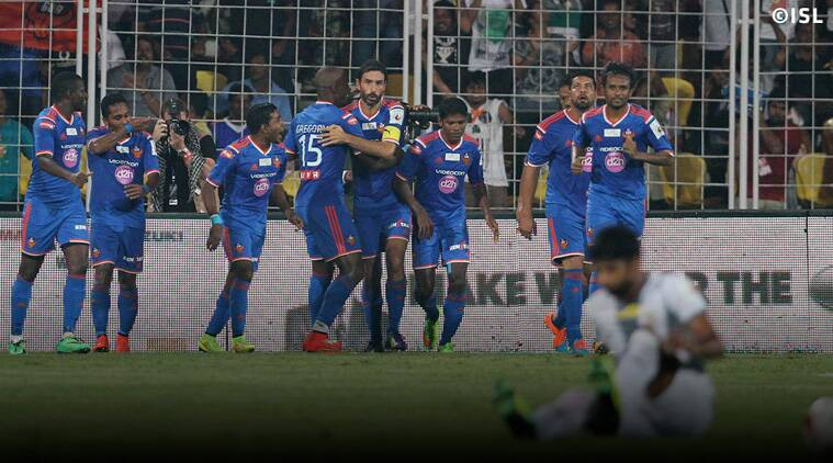 ISL is looking into allegation that Pires was punched in the face by opposition coach (Source: ISL)