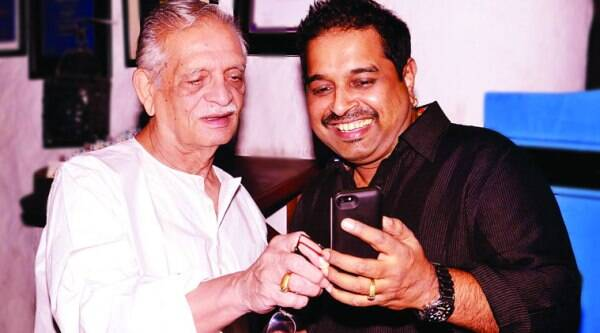 Gulzar and Shankar Mahadevan