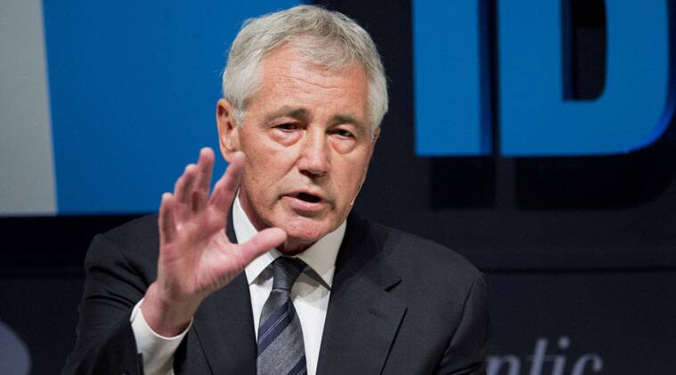 All American troops returning from Ebola response missions in West Africa will be placed in supervised isolation for 21 days, Defense Secretary Chuck Hagel said.