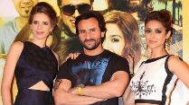'Happy Ending' a spoof on romantic comedies: Saif Ali Khan